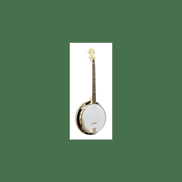 4-string-Cripple-Creek-tenor-banjo-with-resonator-and-gigbag