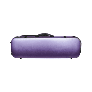 Hidersine-Case-Polycarbonate-Violin-Oblong-Brushed-Purple