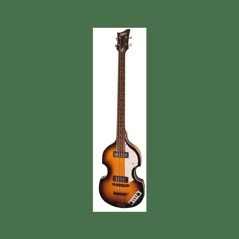 Hofner Ignition Violin Bass Sunburst