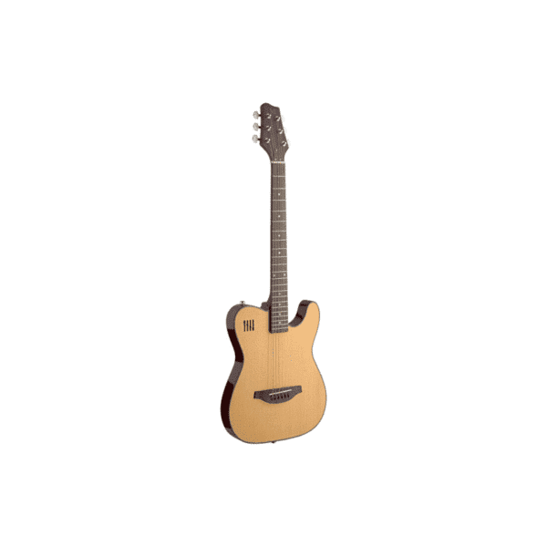 electric-solid-body-folk-guitar-with-cutaway-natural-coloured