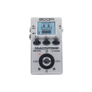 Zoom Multistomp ms 50g Guitar Pedal